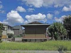 須賀稲荷神社神楽殿