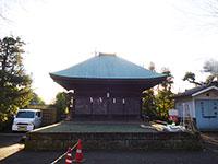 江古田氷川神社神楽殿