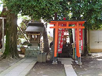境内社稲荷神社・塩竃神社