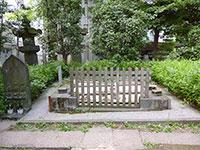 中野氷川神社境内井戸跡