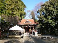 片山北野神社