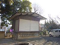 片山北野神社神楽殿
