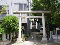 多田神社鳥居