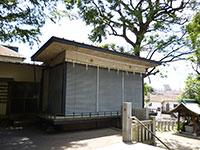 多田神社神楽殿
