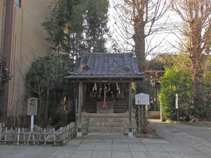 鷺宮八幡神社境内社