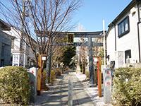 大和町八幡神社鳥居