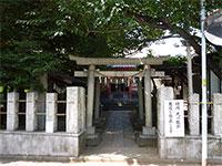 藤神稲荷神社鳥居