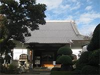 神足寺本堂