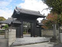 境妙寺山門