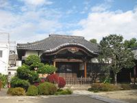 境妙寺本堂