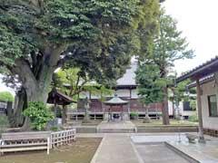 円明院本堂