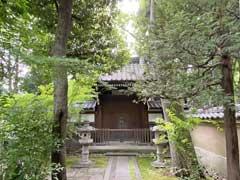 広徳寺勅使門