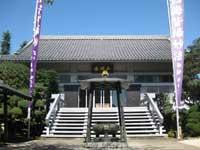 本立寺本堂