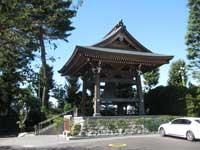 本立寺鐘楼