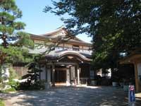 本立寺庫裏