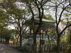 道場寺鐘楼