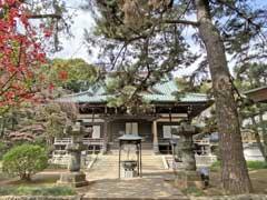 三宝寺本堂