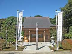 三宝寺観音堂
