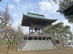 三宝寺鐘楼