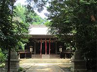 土支田八幡宮