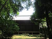 土支田八幡宮境内社