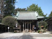 北野神社拝殿