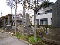 一山稲荷神社石碑群