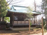 春日神社神楽殿
