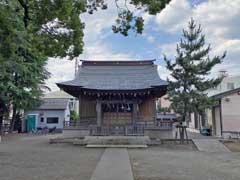 大松氷川神社