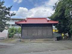 大松氷川神社神楽殿