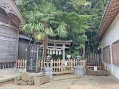 江古田浅間神社富士塚