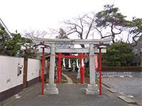 三原台稲荷神社鳥居