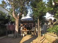 中村御嶽神社