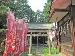 精進場稲荷神社