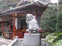 武蔵野稲荷神社大黒天