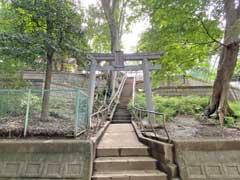 高稲荷神社