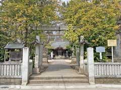 石神井台氷川神社