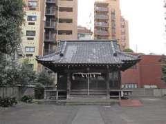 大鳥神社拝殿
