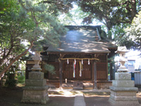 石神井神社