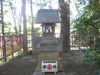 稲荷諏訪合神社境内社
