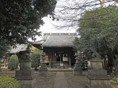 下石神井御嶽神社