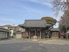 下石神井天祖神社