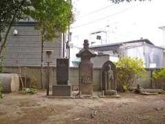 天祖神社庚申塔