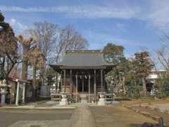南田中稲荷天祖神社