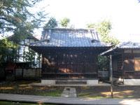 北野八幡神社神楽殿