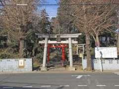 高松八幡神社鳥居