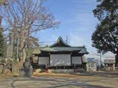 高松八幡神社神楽殿