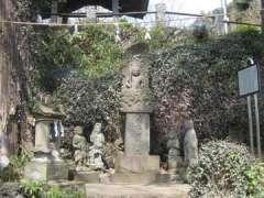 高松八幡神社不動明王像