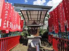 林稲荷神社庚申堂