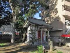 市杵島神社社殿